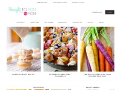 Broughttoyoubymom coupon codes December 2018
