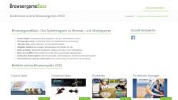 www.browsergame-base.de Vorschau, Browsergame Base