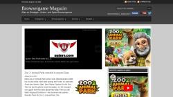 www.browsergame-magazin.de Vorschau, Browsergame Magazin
