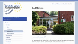 www.bs-eutin.de Vorschau, Landesberufsschule Bad Malente