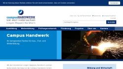 www.btz-handwerk.de Vorschau, BTZ Berufsbildungs- und Technologiezentrum des Handwerks GmbH