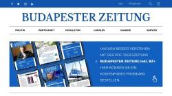 www.budapester.hu Vorschau, Budapester Zeitung Online