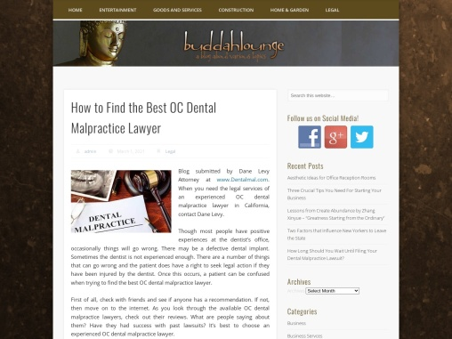 How to Find the Best OC Dental Malpractice Lawyer