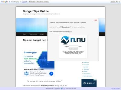 www.budget.n.nu