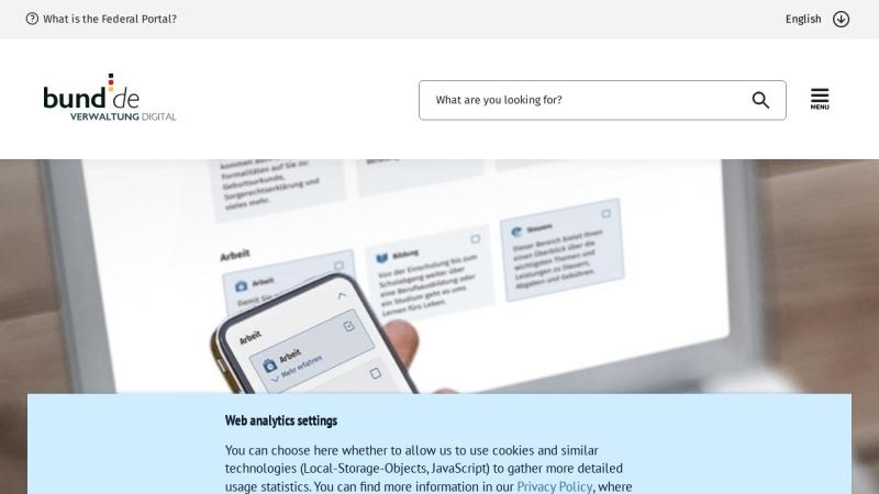 www.bundesrepublik.org Vorschau, Bundesrepublik.org - Deutschland von Bürger zu Bürger