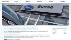www.bunse-marsberg.de Vorschau, Bunse GmbH