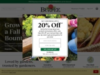 Burpee Coupon Codes & Discounts