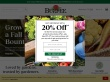 online Coupons for Burpee Website