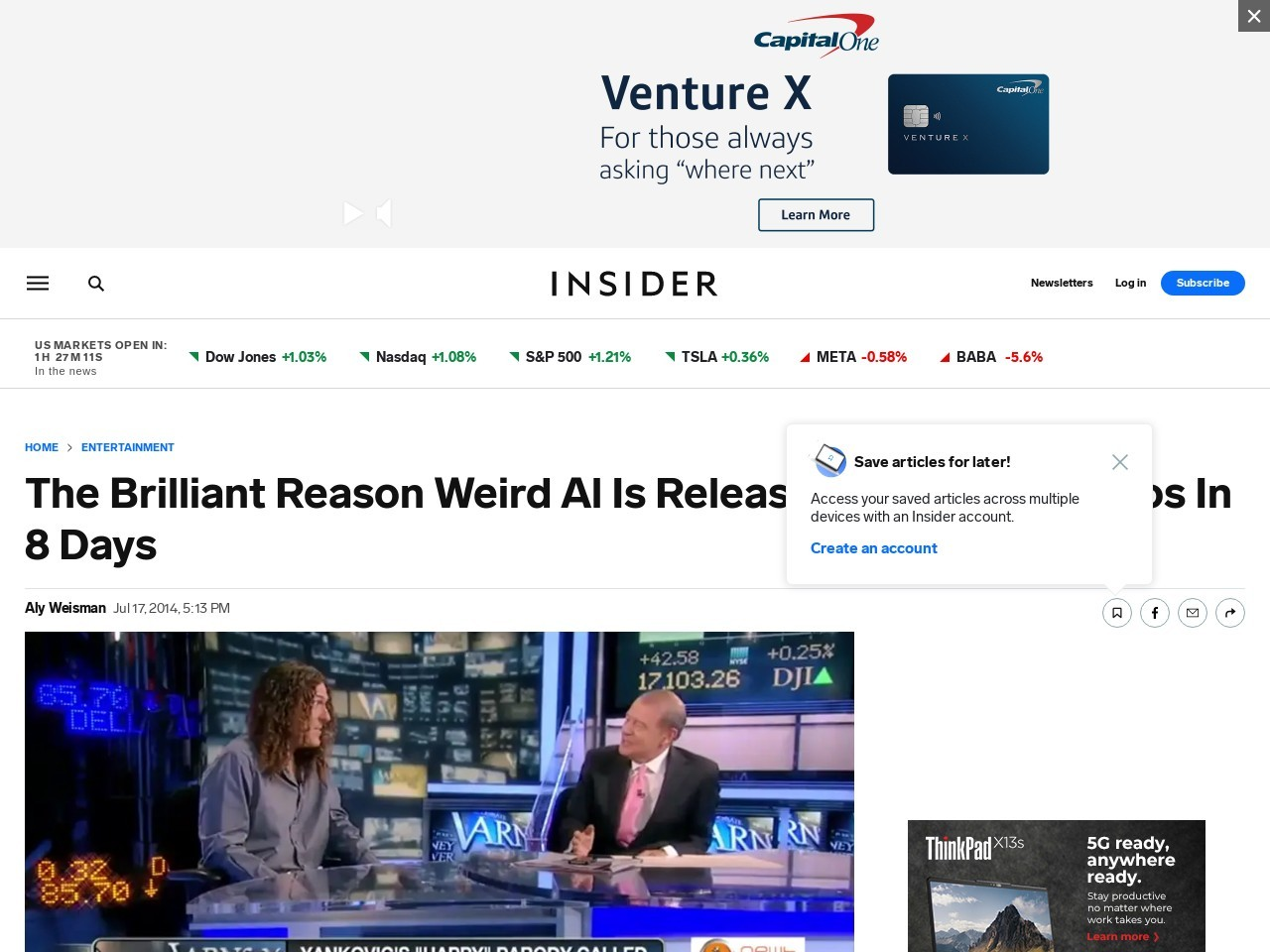 How Weird Al Makes Money With Online Music Videos …