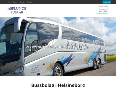 bussbolaghelsingborg.nu