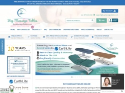 BuyMassageTables Promo Codes 2019