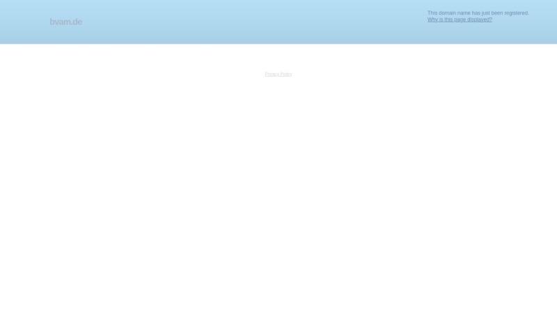 www.bvam.de Vorschau, Bundesverband Arbeitsloser Menschen e.V.