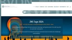 www.bvdn.de Vorschau, Berufsverband Deutscher Nervenärzte e.V.