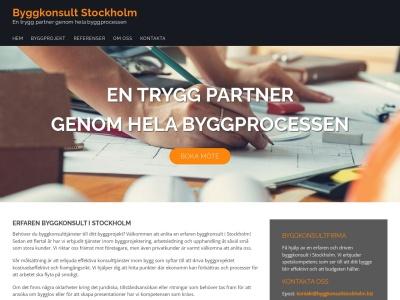 www.byggkonsultstockholm.biz