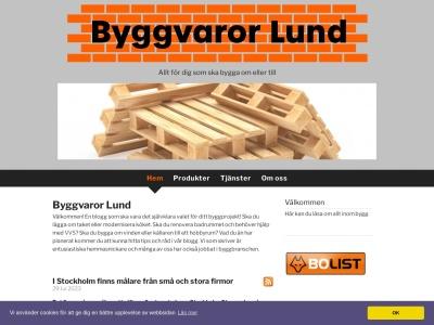 www.byggvaror-lund.se