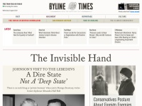 Bylinetimes Coupon Codes & Discounts