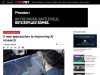 http://www.c4isrnet.com/it-networks/2018/07/03/5-new-approaches-to-improving-ai-research/
