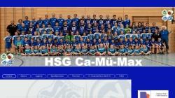 www.ca-mue-max-handball.de Vorschau, HSG Ca-Mü-Max