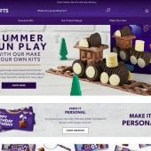 Cadbury gifts voucher code