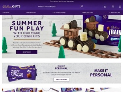 Cadbury Gifts Direct UK