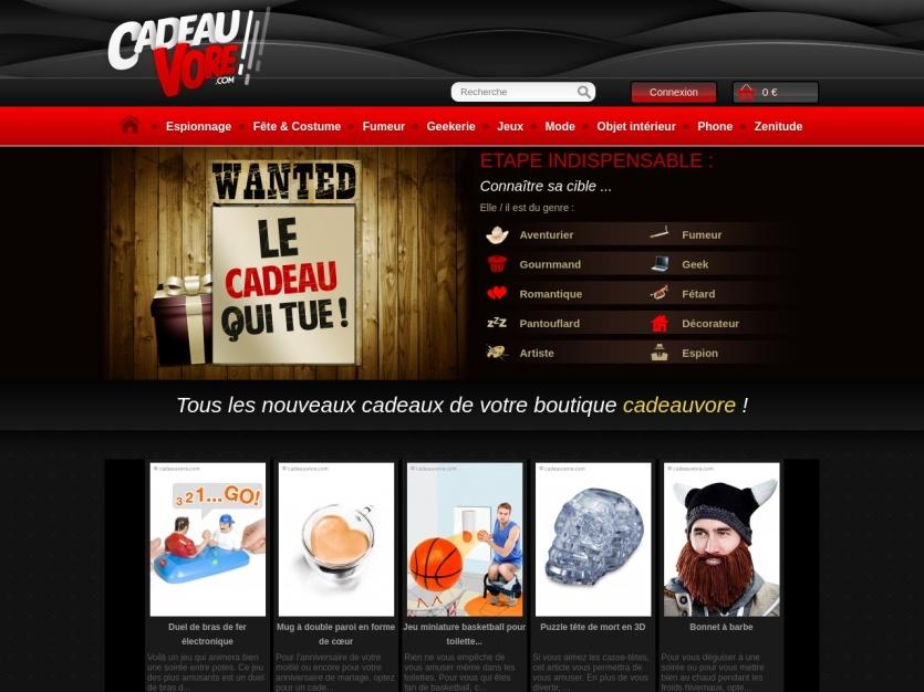 http://www.cadeauvore.com