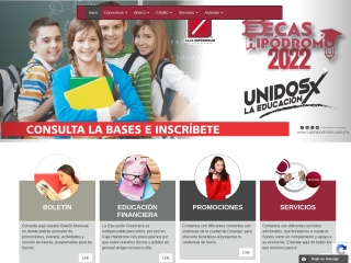 Captura de pantalla para cajahipodromo.com.mx
