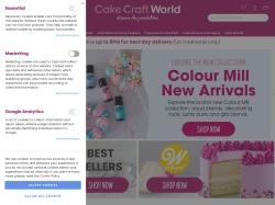 Cake Craft World