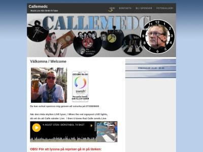 www.callemedc.se