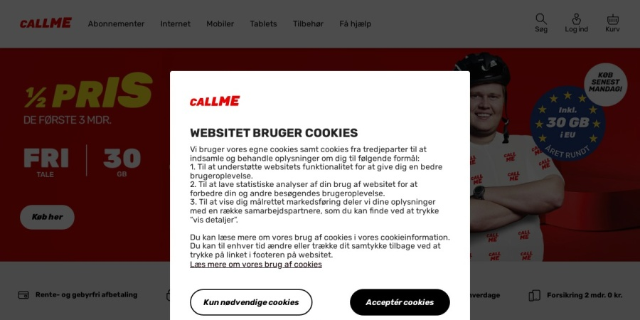 http://www.callme.dk