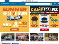 Camping World screenshot