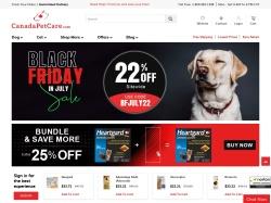 Canada Pet Care screenshot