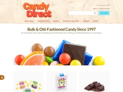 http://www.candydirect.com coupon and discount codes