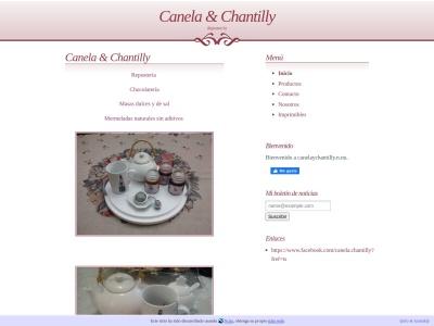 www.canelaychantilly.n.nu