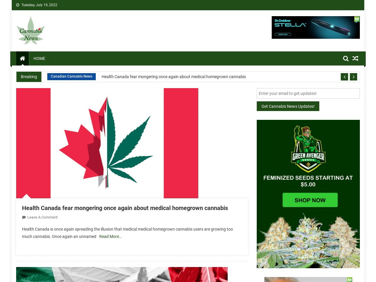 Proposals Would Legalize Marijuana in Ohio