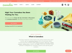 Cannabox coupon codes February 2019