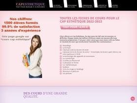 http://www.capesthetique.com