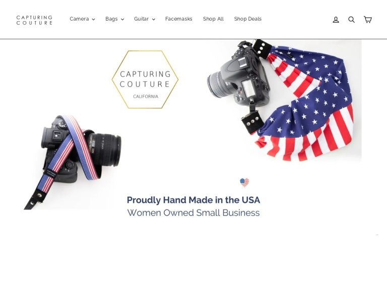 Capturing Couture screenshot