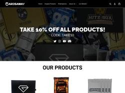 Cardsawaysports coupon codes May 2019