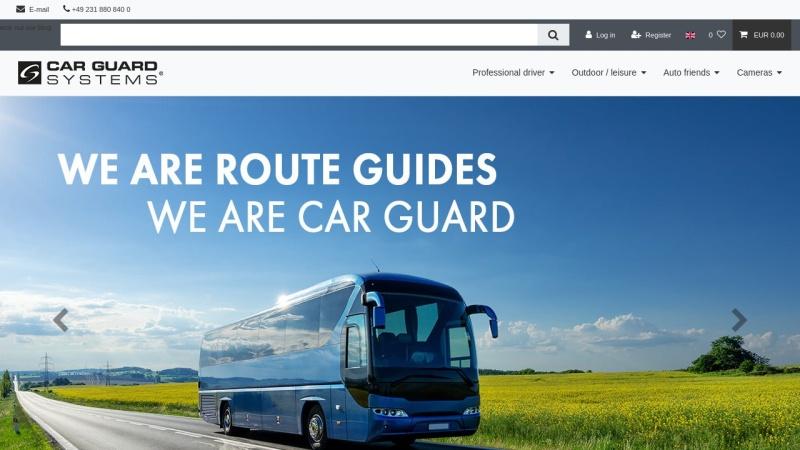 www.carguard.de Vorschau, Car Guard Systems GmbH