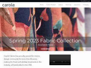 http://www.carolefabrics.com/