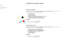 www.carsten-buschmann.de Vorschau, Theoretische Informatik: Skripte