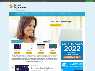 screenshot cartedipagamento.com