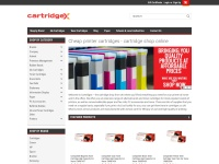 Cartridgex Fast Coupon & Promo Codes