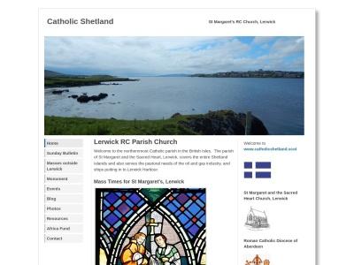 www.catholicshetland.scot