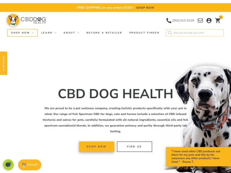 House of Alchemy LLC d/b/a CBD Dog Health