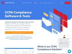 CCPA Toll Free