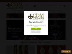 Cdmcigars coupon codes March 2019
