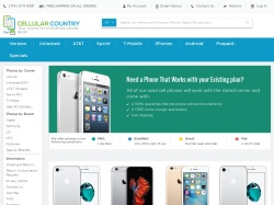 Cellular Country coupon codes