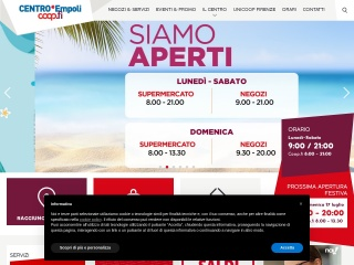 screenshot centroempoli.it