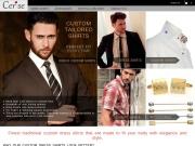 custom dress shirts